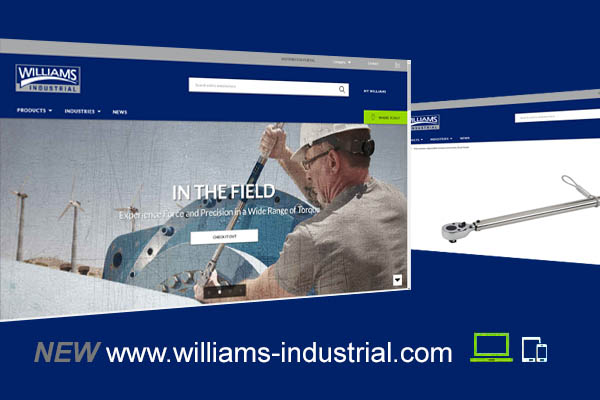 New Williams website is live!